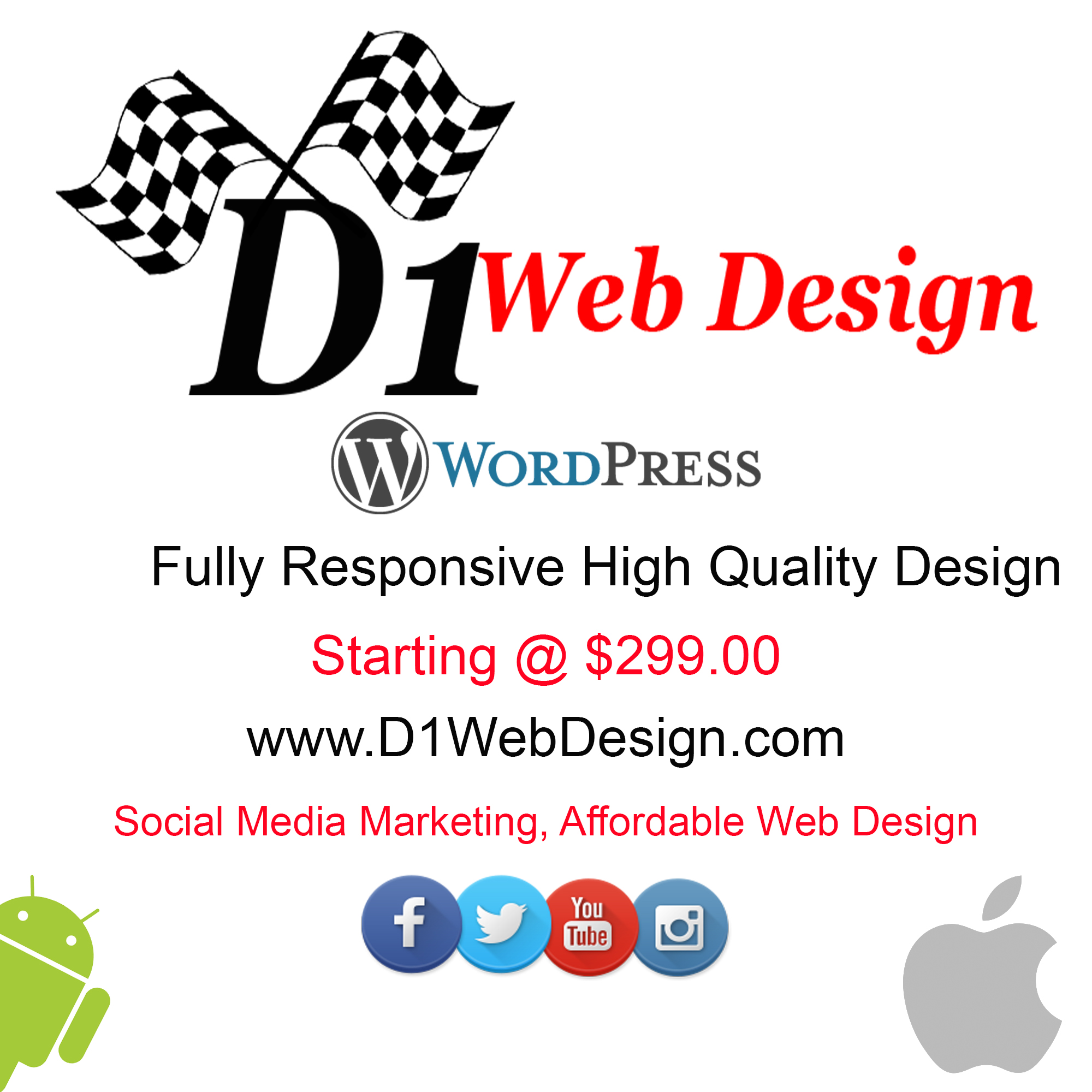affordable website design